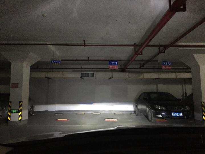 13-16-17-18款福特新蒙迪欧大灯总成改装Q5透镜高配LED流光泪眼日行灯氙气前灯尾灯总成 13-16款LED远光流光海5跑马款氙气总成1只 晒单图