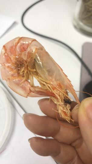 虾先生虾干风味海鲜美食烤虾干海鲜干货即食 即食风味大虾干礼盒 396g 晒单图