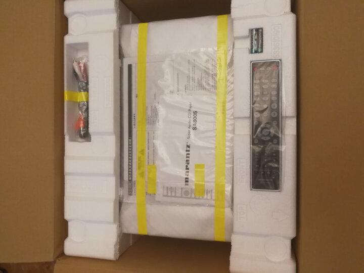 马兰士(MARANTZ)SA8005 CD播放机 音响 日本原装带USB-DAC的SACD超级音频播放机 (黑色) 晒单图