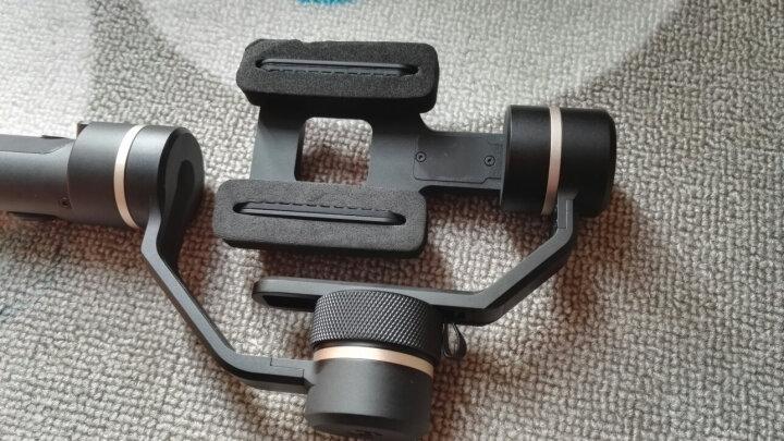 【官方直营】飞宇SPG/SPG2防泼水可跟焦升级款三轴手持稳定器手机云台直播运动相机 SPG 三轴双用手机稳定器 晒单图