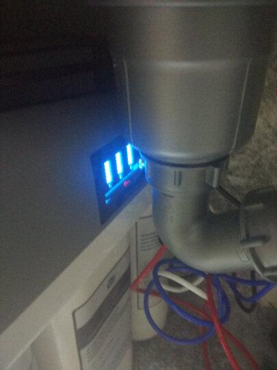 汉斯希尔(SYR)WS-6030-4006 家用净水器 纯水机 3年反渗透智能无桶水锤消除 纯净直饮 晒单图