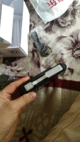 天语(K-TOUCH)T3 直板 按键 超长待机 三防老人手机 双卡双待 2G移动/联通版 黑色 晒单图