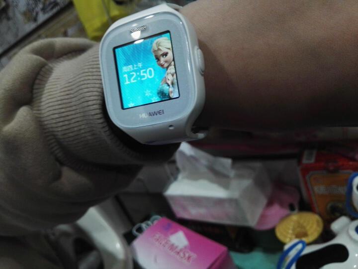 华为 HUAWEI 迪士尼儿童智能手表 冰雪奇缘 (GPS定位电话通话防水彩屏插卡手机手环小学生男孩女孩礼物) 晒单图
