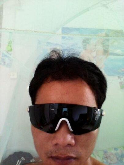 代尔塔 电焊眼镜 护目镜 暗度T5焊工眼镜 劳保眼镜 防护眼镜 防刮擦飞溅 101012 晒单图