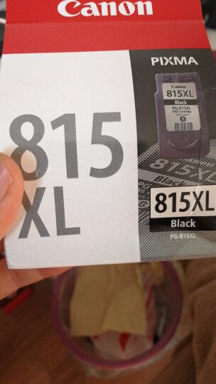 佳能(Canon)PG-815XL黑色+816XL彩色墨盒套装 晒单图