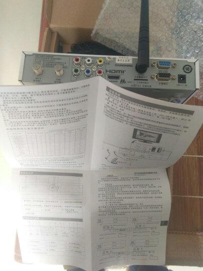季风岛 汽车载电视盒接收器机顶盒53/59个台房车渔船家用 全国通用手动/自动天线动中通可选 53个台机顶盒-不含天线 适合家里有天线的情况 晒单图