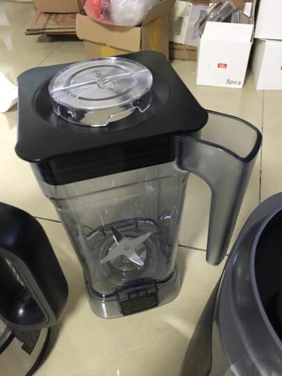 美的(Midea)破壁机家用多功能加热破壁机 家用果汁机榨汁机辅食机MJ-BL1206A(一机双杯) 晒单图