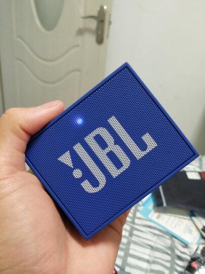 JBL GO 音乐金砖 蓝牙小音箱 音响 低音炮 便携迷你音响 音箱 星际蓝 晒单图