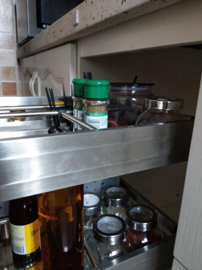乐美雅(Luminarc) 圆舞曲玻璃储物罐密封罐糖果罐干果罐五谷收纳瓶三件套 0.5L+0.75L+1L冰粉 晒单图