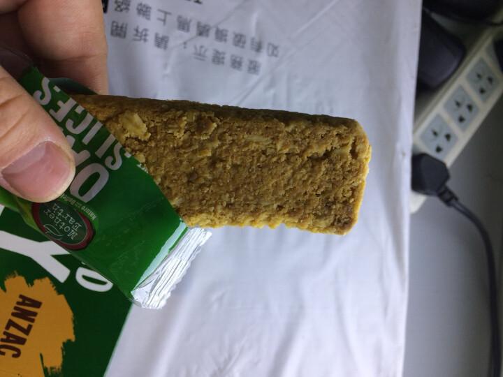 【3件8.8折】新西兰进口MotherEarth妈妈农场谷物燕麦条能量棒饼干代餐谷物早餐代餐240g 蜂蜜扁桃仁味 晒单图