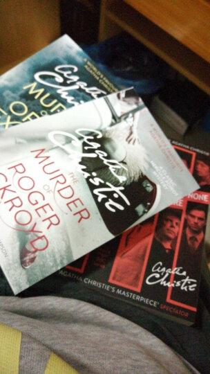 阿加莎3册套装 英文原版 无人生还 东方快车 罗杰疑案 Agatha 侦探推理小说女王 晒单图