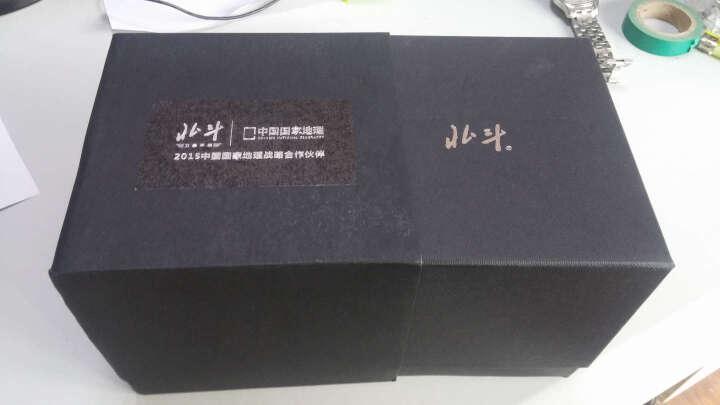北斗(beidou)TA204 卫星定位授时 多功能户外运动男士石英表 (橙) 晒单图