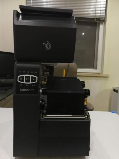 斑马(ZEBRA) ZT210/ZT230 工业级 条码机 二维码不干胶标签打印机 ZT210 203DPI无屏 标配 当日达 晒单图