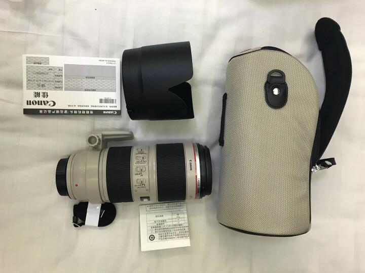 佳能(Canon)EF 70-300mm f/4-5.6L IS USM 单反镜头 晒单图