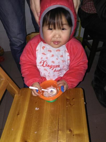 好孩子(gb) gb好孩子婴儿餐椅多功能儿童餐桌椅折叠宝宝餐椅吃饭座椅 Y9806-P-M002K 晒单图