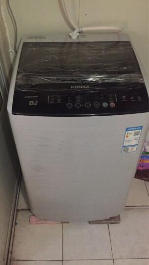 康佳(KONKA)8.2公斤 全自动洗衣机 模糊控制(灰色)XQB82-826  晒单图