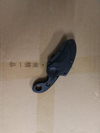 全能量 户外不锈钢多功能全齿小爪刀工具野营户外装备防卫战术工具K1550 晒单图
