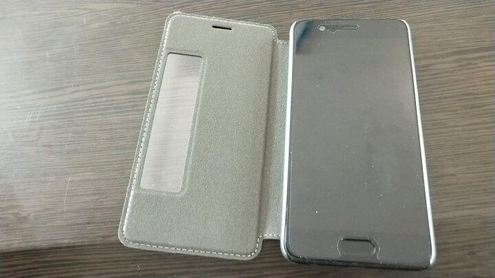 Freeson 华为P10皮套/视窗智能休眠保护套/P10手机壳 黑色 晒单图