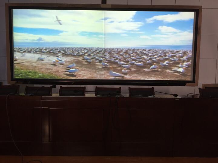 松下(Panasonic) 高清投影仪 商务 高亮工程投影机 PT-BW535NC 官方标配 晒单图