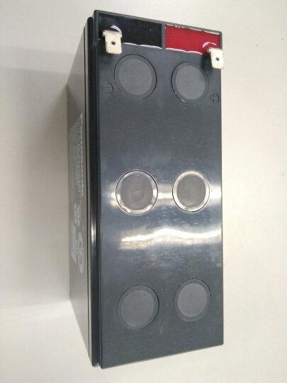 松下12V蓄电池LC-P127R2(12V7.2AH)铅酸长寿命品,UPS电池、太阳能电瓶 有 晒单图