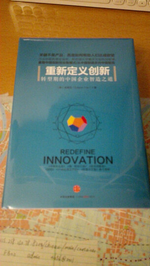 重新定义创新:转型期的中国企业智选之道 晒单图