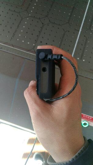 爱国者(aigo)mp3播放器 MP3-105  hifi播放器 高清无损音质播放器 便携随身听 8G内存 可插卡 灰色黑键 晒单图
