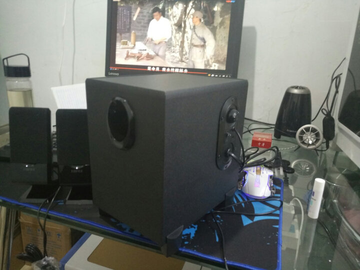 漫步者(EDIFIER) R101V 2.1声道多媒体音箱 音响 电脑音箱 黑色 晒单图