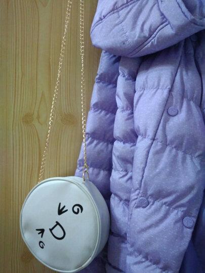 2018春秋款韩版卡通单肩斜挎包链条小包包可爱女学生女包单肩包小圆包 眨眼 晒单图