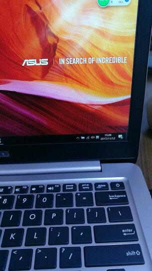 华硕(ASUS)灵耀金属超极本RX310/S4300/S2代轻薄商务办公超薄学生游戏手提笔记本电脑 石英灰/消光灰【金属超级本】 14.1英寸I5/8G/128G/2G/定制 晒单图