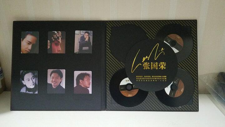 张国荣珍藏4CD   附赠6张PVC卡片 晒单图