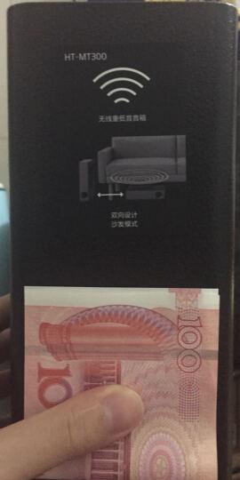 索尼(SONY)HT-MT300 迷你回音壁 支持沙发模式 3D 4K/NFC无线蓝牙 电视音响 家庭影院 音响 音箱 Minibar 晒单图