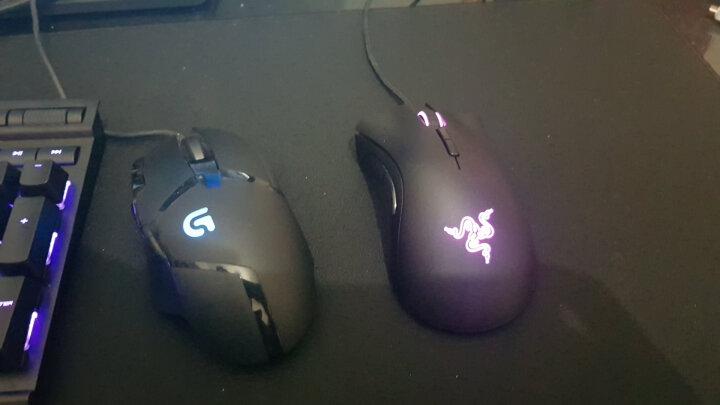 雷蛇(Razer)蝰蛇精英版 有线游戏鼠标 可自定义RGB幻彩 人体工程学设计 电竞鼠标 晒单图