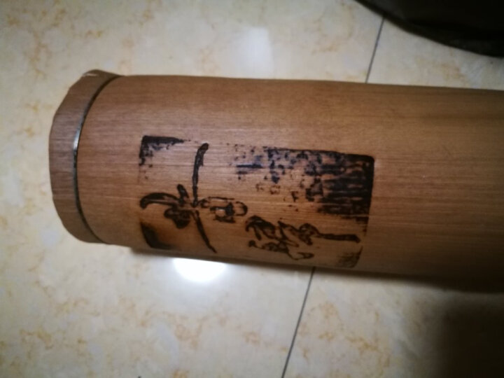 彩程茶叶2017年三叔神话云南千家寨古树茶普洱茶生茶450克茶砖 晒单图