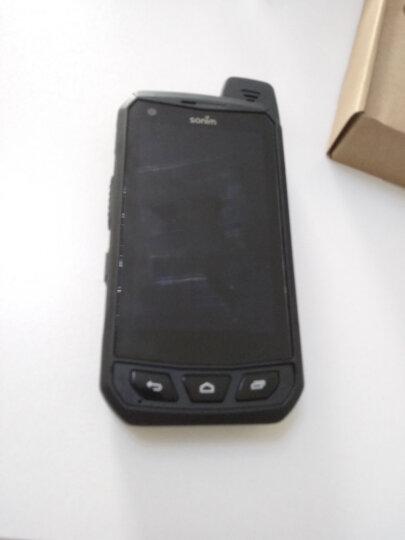 硕尼姆(Sonim) XP7s 移动联通电信4G全网通 美国高端军工三防手机 黄色经典版 晒单图