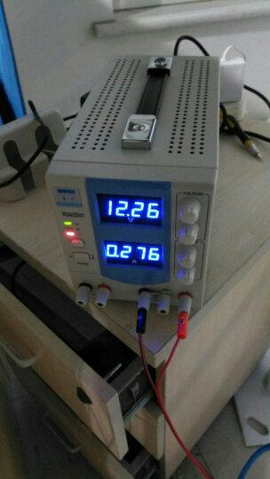 美创(MCH)直流稳压电源高精度30V5A2A3A四位数显笔记本手机维修直流线性电源稳压模块 MCH-305DB 晒单图