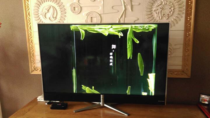 TCL Q55H9700 55英寸内置WIFI安卓4K超高清智能量子点3D电视(银色) 晒单图