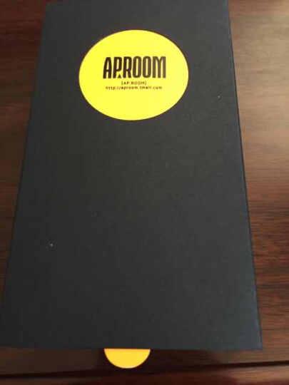 APROOM领结 英伦结婚庆新伴郎 男女士正装蝴蝶双层领带结送礼盒装APLJ384 C款 晒单图