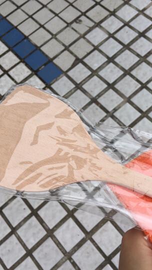 炊大皇(COOKER KING) 麦饭石少油烟不粘平底锅煎牛排煎鸡蛋煎鱼平底锅电磁炉通用 24cm(适合3-5人使用) 晒单图