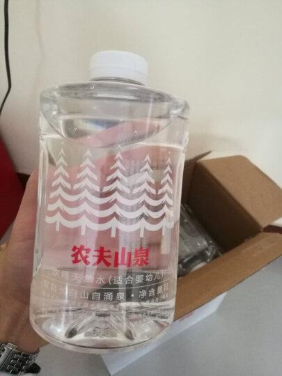 【农夫山泉旗舰店】 饮用天然水 婴儿水 母婴水 1L*12瓶 箱装 晒单图