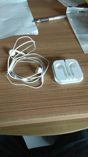 美斯捷 手机耳机入耳式线控带麦重低音 红米4A/小米5/红米note4x/5splus 晒单图