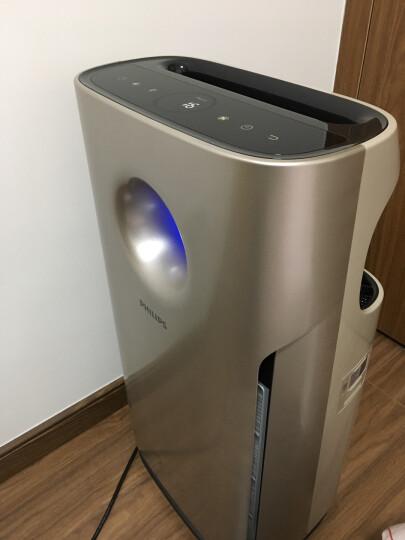 飞利浦(PHILIPS) 空气净化器家用除甲醛雾霾净化器3000系列高端款 AC3254主机+滤网优惠套装 晒单图