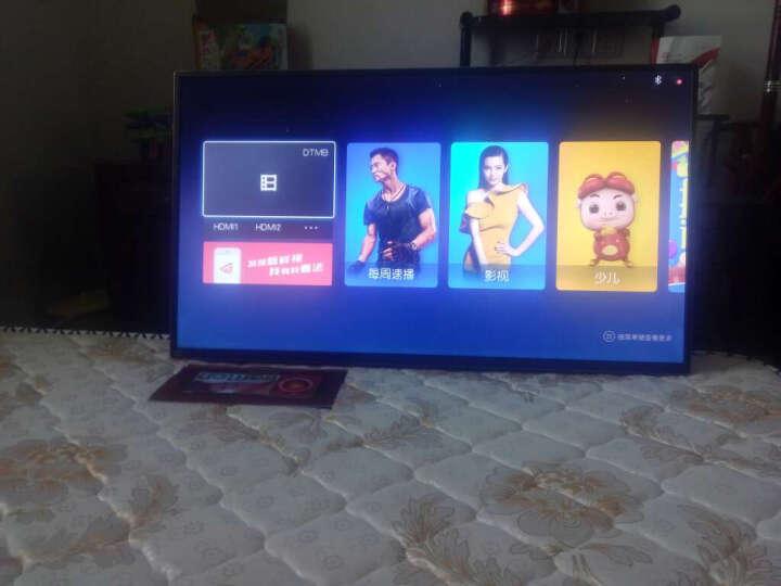 暴风 AI电视4 40英寸人工智能语音全高清超薄互联网平板液晶电视玫瑰金wifi 40X 晒单图