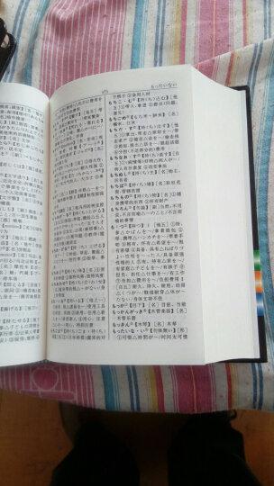 现代日汉汉日词典 晒单图