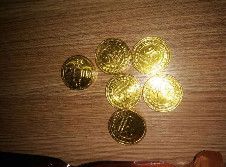 意芙(yf) 金币巧克力散装金条金花生彩蛋足球500g批发烘焙蛋糕装饰结婚喜糖年货糖果零食 银元宝巧克力(1斤约60个) 晒单图