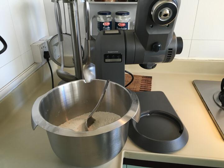 博世(BOSCH)料理机多功能厨师机和面揉面搅拌商用家用MUMX50GXCN松露灰 晒单图