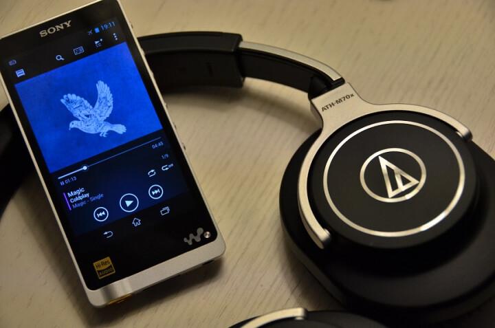 铁三角(Audio-technica)ATH-M70X 高端专业录音头戴式耳机 高度声音还原 晒单图