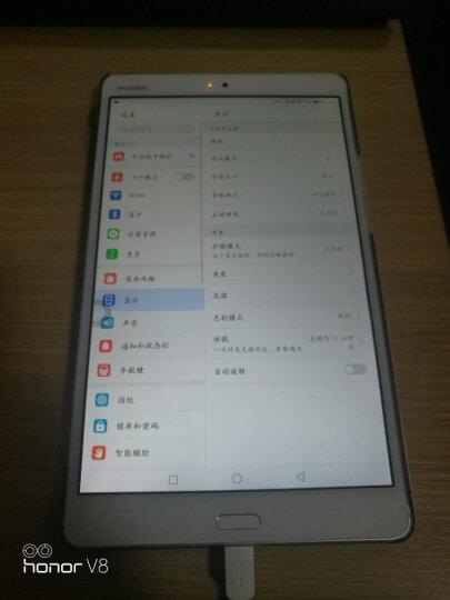 华为(HUAWEI)M3 8.4英寸平板电脑通话版(2K高清屏 麒麟950 哈曼卡顿音效 4G/64G LTE)日晖金 晒单图