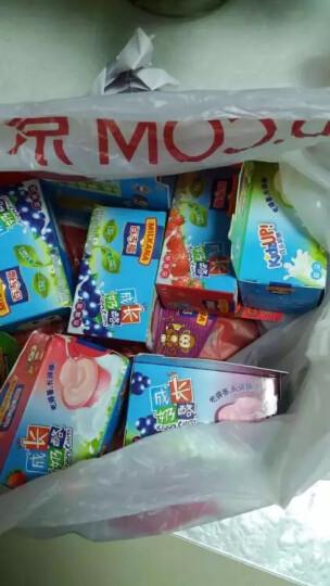 百吉福(MILKANA)成长奶酪 混合口味 100g*4(原味 草莓味 蓝莓味 巧克力味  ) 晒单图