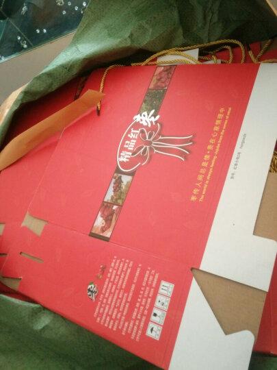 彦汀礼品新疆红枣礼品包装盒精品冬枣子若羌和田大枣特产手提盒袋现货 牛皮纸色大号 晒单图
