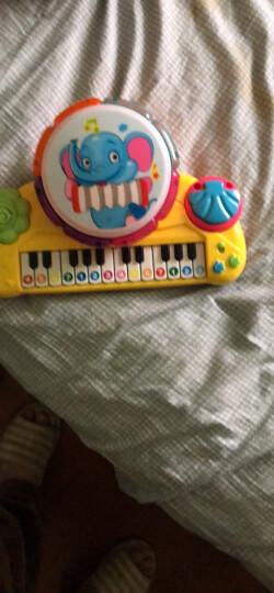 南国婴宝儿童玩具 拍拍鼓电子琴手拍鼓音乐故事早教学习机幼教大螃蟹838-39 晒单图